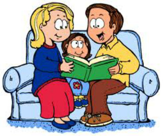 Image result for reading with children